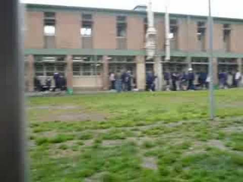 Rickroll'd My school