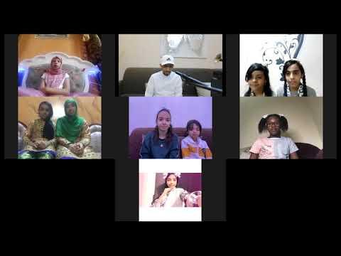 قناة اطفال ومواهب الفضائية برنامج وياكم علي الهواء الحلقة التاسعة والعشرون