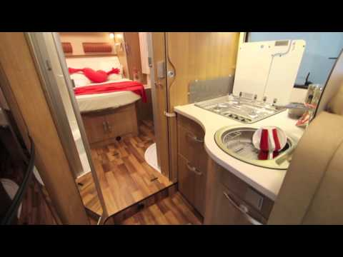 Hymer tramp review and test drive doovi for A t tramp salon