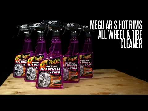 Hot Rims All Wheel & Tyre Cleaner