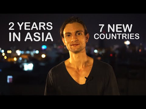 My Story: 2 YEARS in Asia + Living In 7 New Countries By Teaching English Abroad