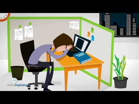 Explainer Video - Cartoon Explainer Video For Interim HR Recruitment Agency