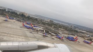 UNITED AIRLINES | SAN DIEGO-SAN FRANCISCO | ECONOMY PLUS | AIRBUS A320-200