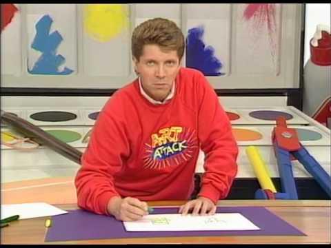 Art Attack  Series 8, Episode 3 1996
