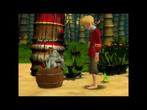 Let's Play Escape from Monkey Island Part 23 - Monkey Fighting |