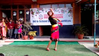 ae bhena yo saal kriti dahal grade 9 intra school single dance competition 2073