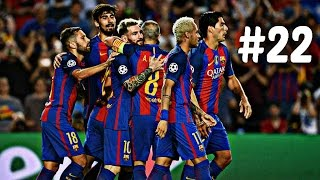 #22 FC Barcelona - Best Goals of the Month 2016/17 | August 2016 (HD) #fcbgoals