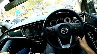 2021 Mazda BT-50 - Overview and POV Test drive - A looker that growls, can it challenge...