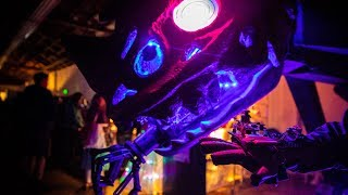 Tobor, The Dinosaur Controlled by Power Glove