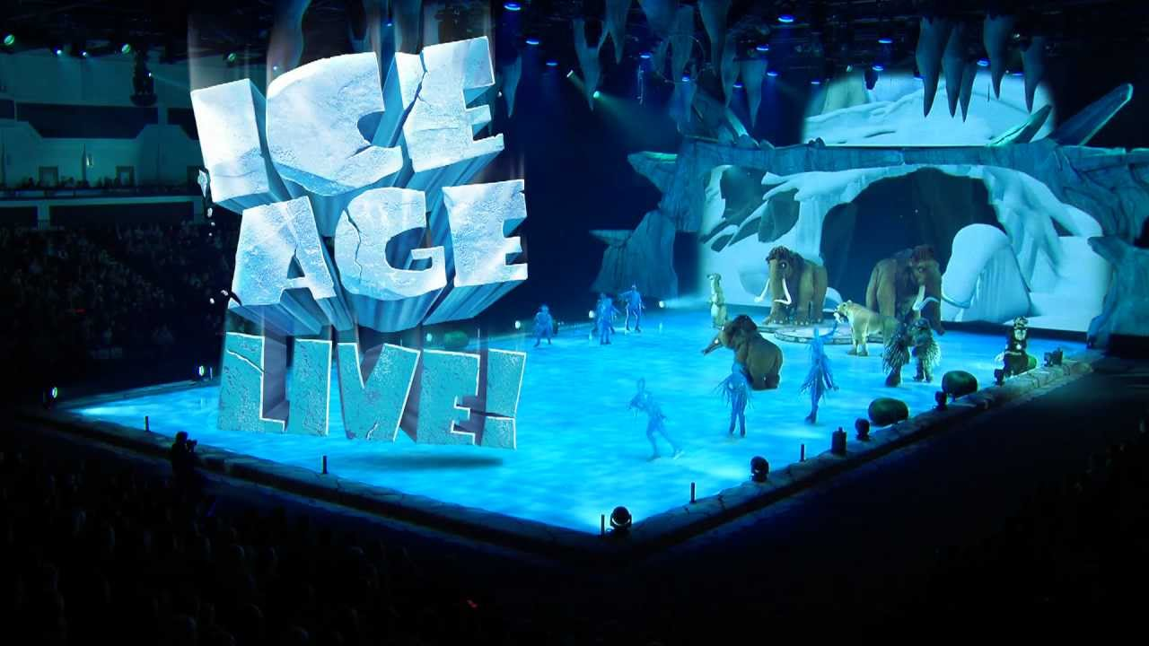 ice age on stage
