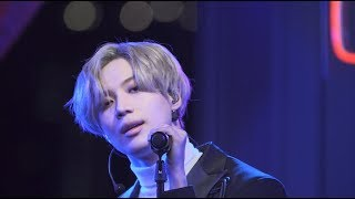 TAEMIN(テミン) – Under My Skin from YouTube Music Night with J-WAVE