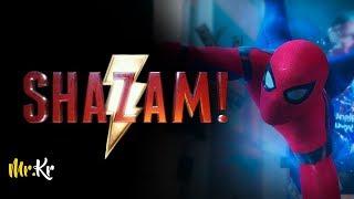 Baixar Spider-Man: Homecoming - (Shazam! Style)