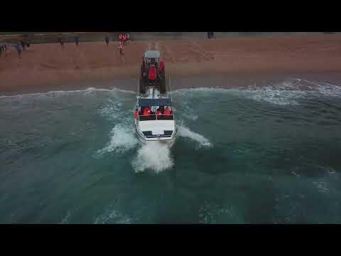 Zinkwazi Ski Boating Surf Launching