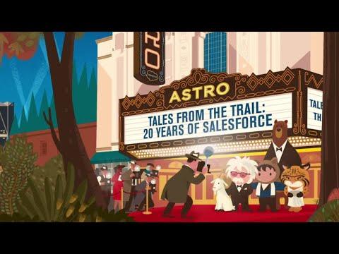 Salesforce 20th Birthday Film   Salesforce