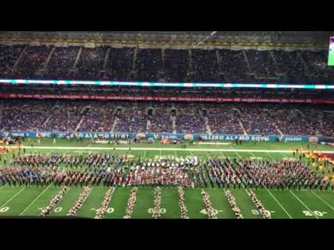 2017 Alamo Bowl Halftime 12/28/17