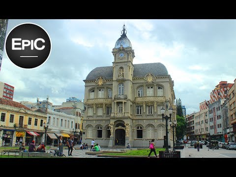 Quick City Overview: Curitiba, Brasil (HD)