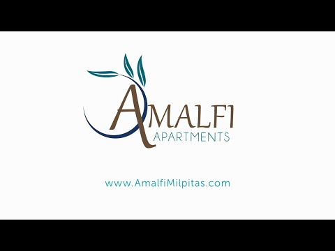Amalfi Apartments, Milpitas California HD