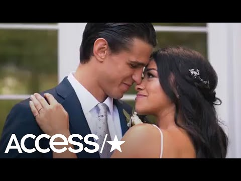 Gina Rodriguez Marries Joe LoCicero In Stunning Wedding -- See The Happy Couple! | Access