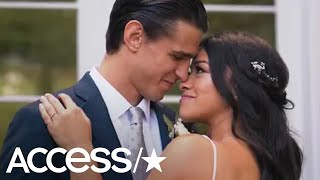 Gambar cover Gina Rodriguez Marries Joe LoCicero In Stunning Wedding -- See The Happy Couple! | Access