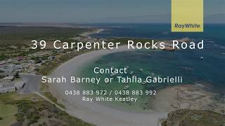 39 Carpenter Rocks Road