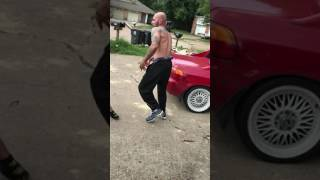 Fight in Houston