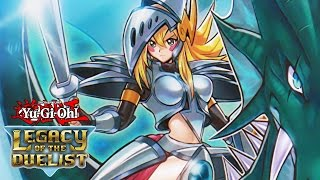 Yu-Gi-Oh! Legacy of the Duelist Online Multiplayer Duels - THE ULTIMATE TROLL DECK!