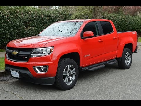 2015 chevrolet colorado review youtube. Black Bedroom Furniture Sets. Home Design Ideas