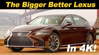2018 Lexus LS 500 Review and Comparison