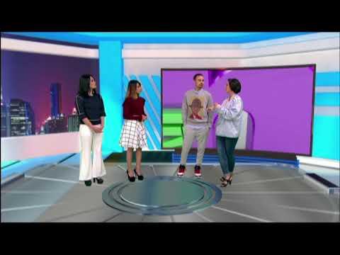 h Live! bersama Ashraf Sinclair & Hannah Al Rashid