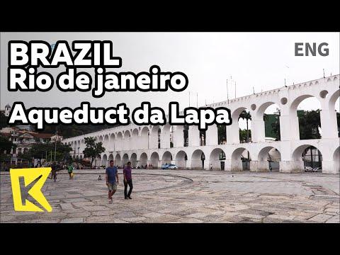 【k】brazil-travel--rio-de-janeiro[브라질-여행--리우데자네이루]-라파의-상징,-수도교/trolley/escadaria-selaron-stairs/tile