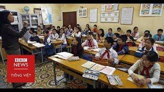 Cô giáo cho học sinh tát bạn 230 cái và giáo dục tại Đức - Bàn tròn BBC News Tiếng Việt