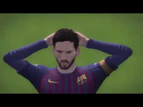 Fifa 19  Barcelona Vs Real Madrid Full Match Gameplay Xbox 360