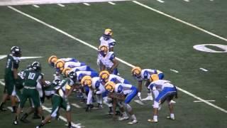 Detroit PAL 2015 (A-Team) Championship Game Rams Vs Spartans