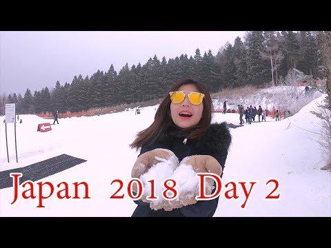 Japan 2018 Day2 Fujiten/Fuji Mountain View/Tokyo Sky Tree/Asakusa Temple/Shinjuku