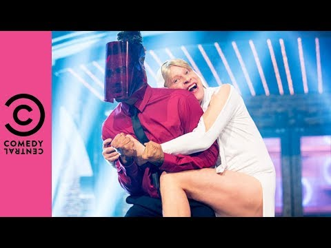 Robert Webb Performs Kylie Minogue's