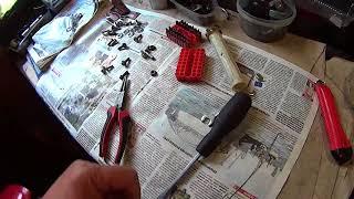 Защита перьев вилки BMW G650Xcountry