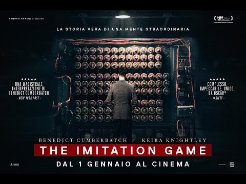 THE IMITATION GAME - Teaser Trailer Italiano HD