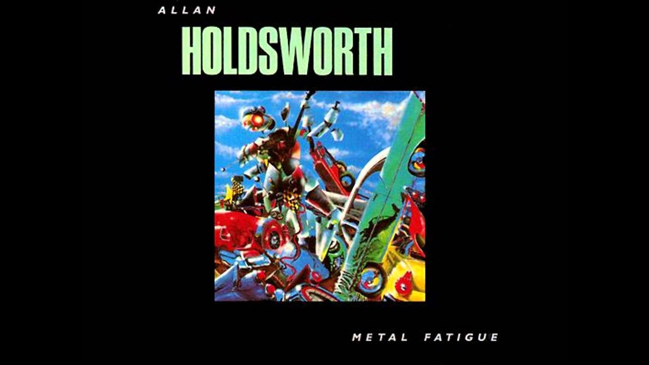 Allan Holdsworth Allan Holdsworth The Un Merry Go Round Youtube