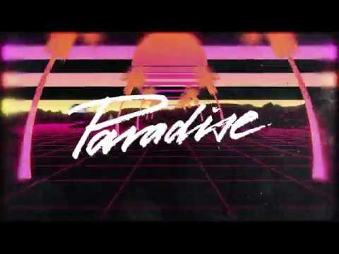 Jamie Jones - Paradise DC10 VJ Visuals 2016