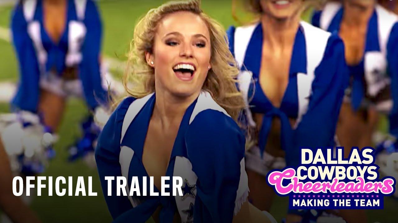 Dallas Cowboys Cheerleaders  Making the Team  f501ab848