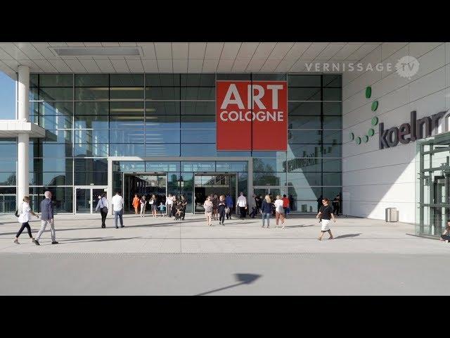 Art Cologne 2018 Vernissage