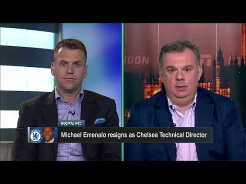 Why Emenalo leaving Chelsea is a big deal