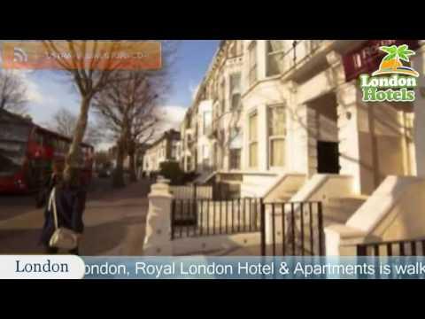 Royal London Hotel - London Hotels, UK