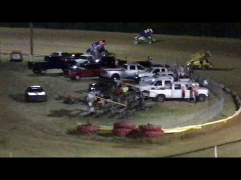 Carolina Sprint Tour at Dublin Speedway 7/8/17