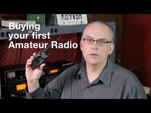 Buying your First Amateur Radio - Ham Radio Q & A
