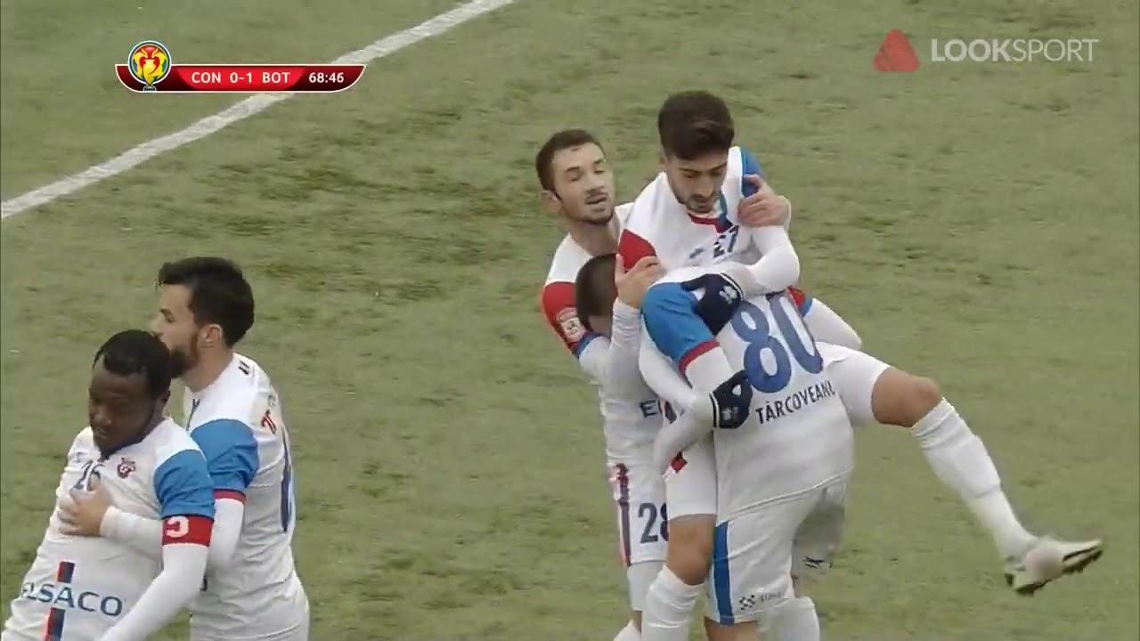 REZUMAT Cupa României: Concordia Chiajna -  FC Botoşani 0-2