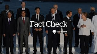 FACT CHECK: Is Canada's balance sheet really the best in the G7?