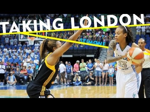 Meet Seimone | 2012 Olympic Journey | Taking London Ep. 4