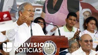 La indignación del pueblo salvadoreño ante los comentarios despectivos del presidente Donald Trump