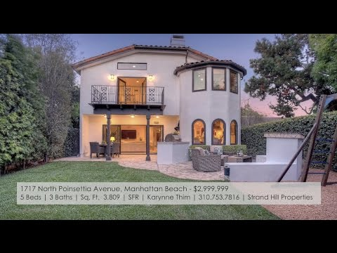 Manhattan Beach Real Estate  Open Houses: Aug 21, 2016  MB Confidential
